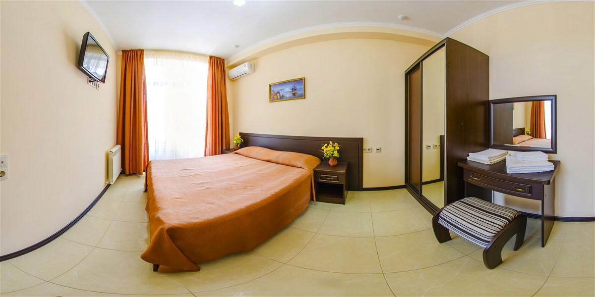 2-х комнатный - спальня