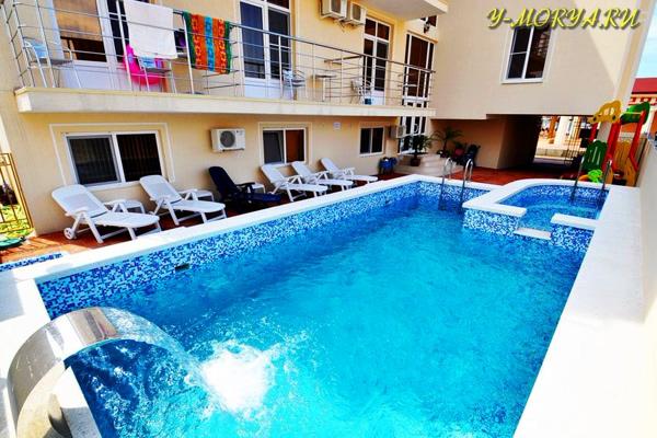 Витязево отели с бассейном с собственным 2
