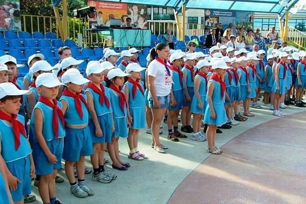 Витязево отдых с детьми бассейн 3